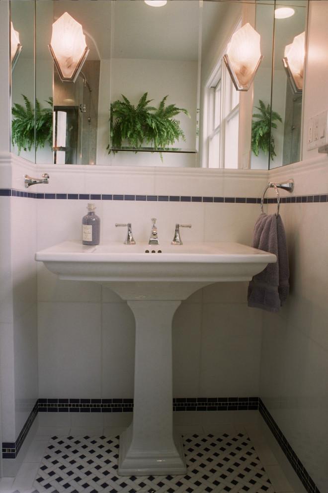 Snyder - Traditional - Bathroom - San Francisco - by Jerri ...
