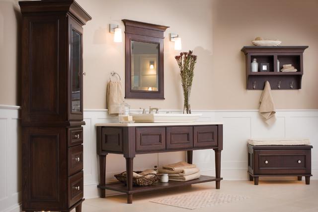 Soak Your Senses traditional-bathroom