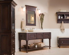 Soak Your Senses traditional bathroom