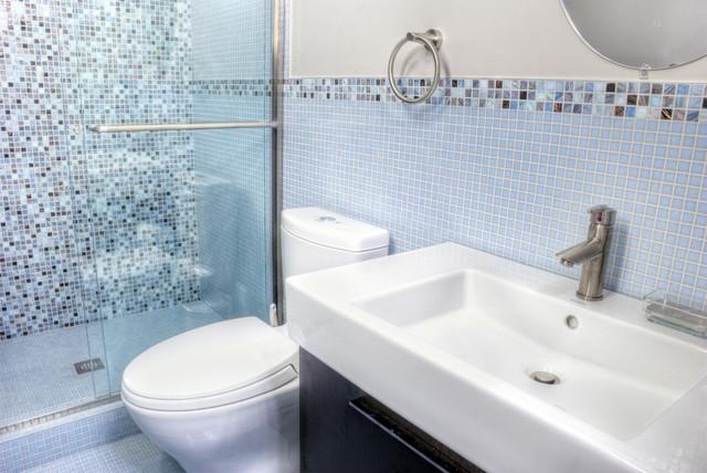 Society Hill Bathrooms contemporary-bathroom