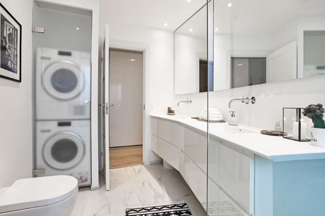 Søndergade 1A moderne-badevaerelse
