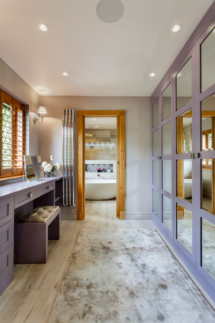 Soft Feminine Wetroom Chuck Hatch East Sussex Contemporary Bathroom South East By The