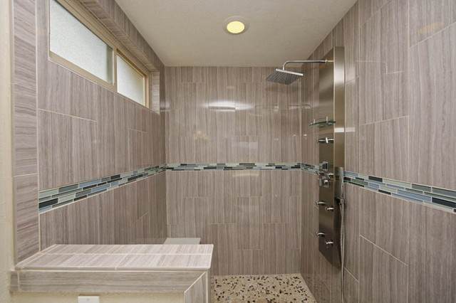 Solana Beach Remodel contemporary bathroom