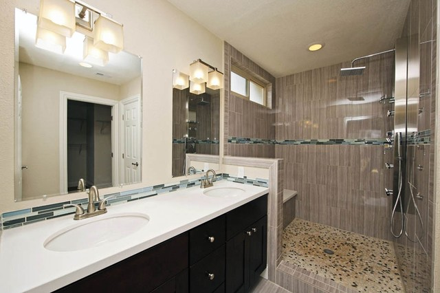 Solana Beach Remodel Contemporary Bathroom san go