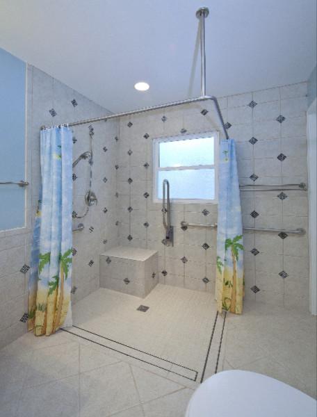 Solid Rock Enterprises, Inc. - Bathrooms traditional-bathroom