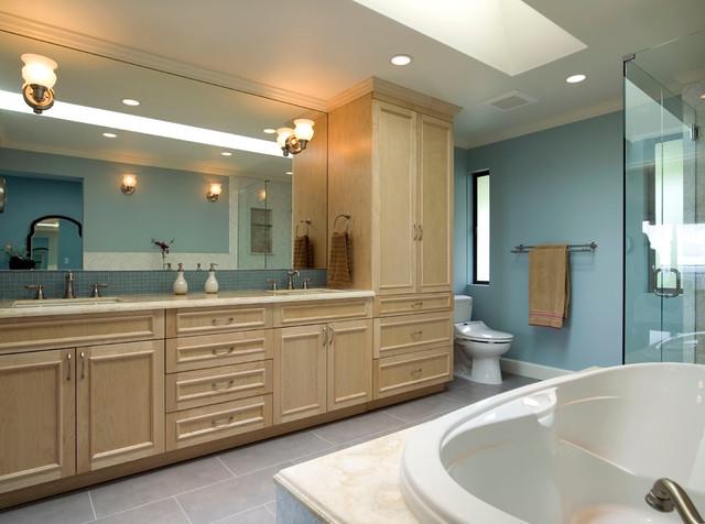 Somerset Residence, Bathroom Remodel traditional-bathroom