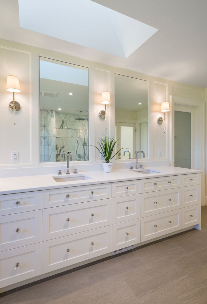 Somerset Residence - Traditional - Bathroom - Vancouver ...