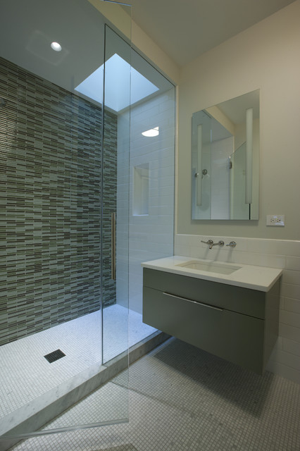 Sons Bathroom contemporary bathroom