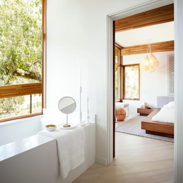 Sonoma County Organic Modern Modern Bathroom San Francisco By Mas Design