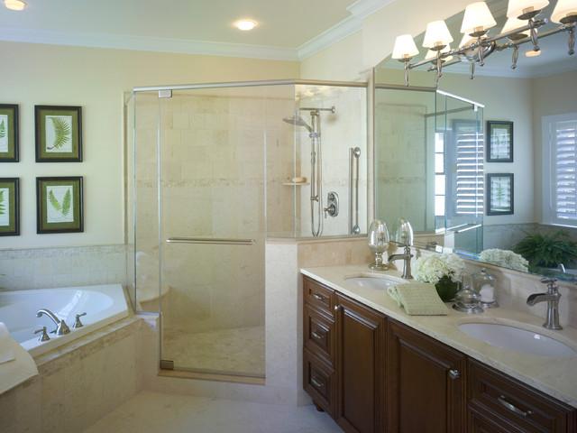 Soothing Spa Retreat contemporary-bathroom