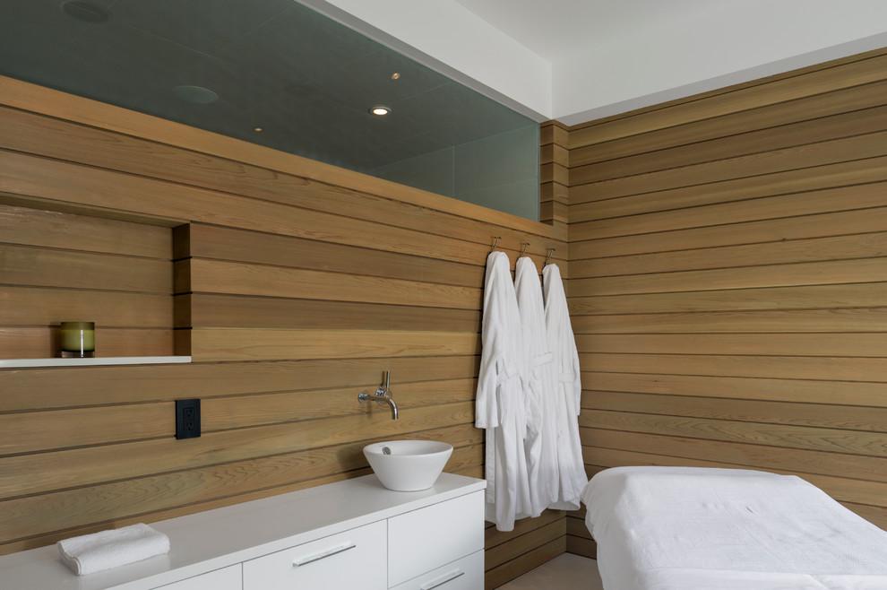 Soper Place, Ottawa - Contemporary - Bathroom - Ottawa ...