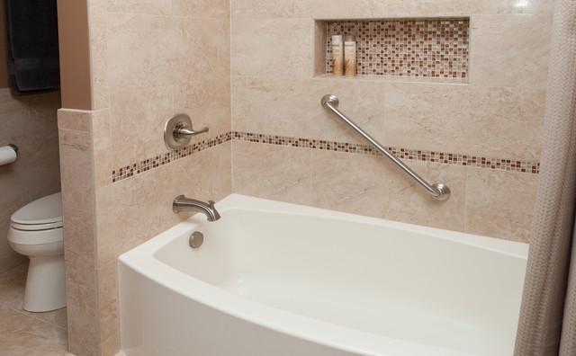 Sophisticated & Classy Bathroom traditional-bathroom