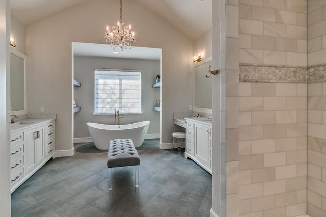 Sorghum mill esatate country bathroom oklahoma city for Bathroom remodeling oklahoma city