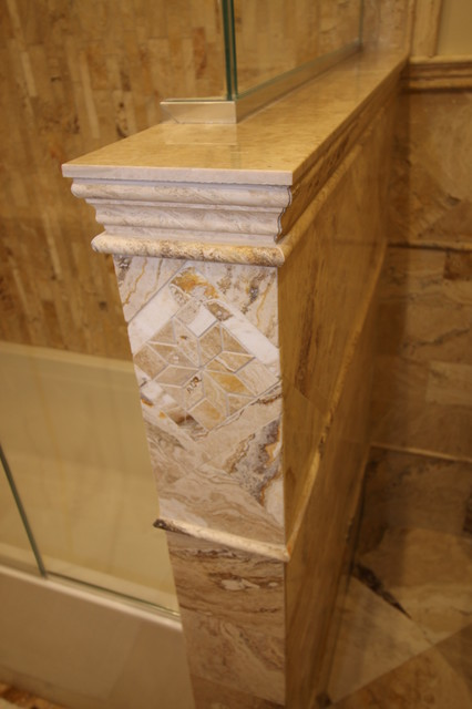 South Amboy Contemporary Bathroom New York By BJ Floors And