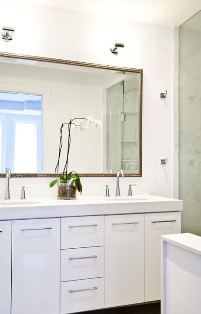 South annex renovation contemporary bathroom toronto for Bathroom design consultant