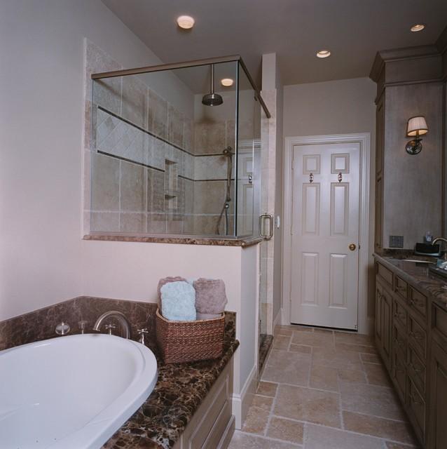 South Charlotte Master Bathroom Remodel