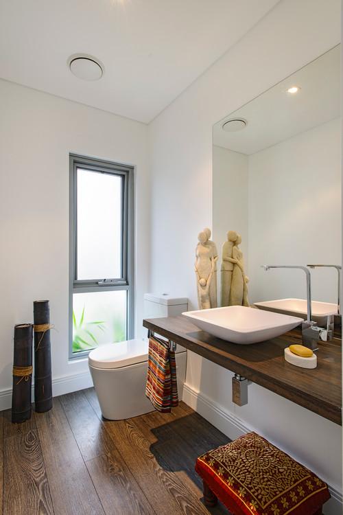 Contemporary Bathroom by Sydney Home Builders Capital Building
