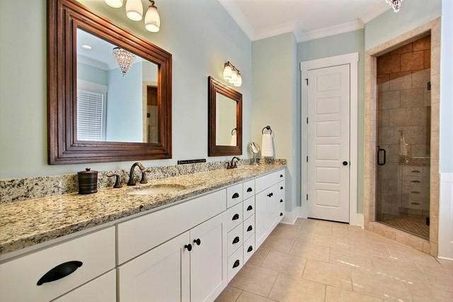 South Harbor Kitchen & Bath traditional-bathroom