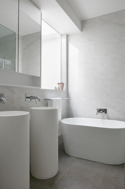 South melbourne home kitchen ensuite modern for Bathrooms r us melbourne