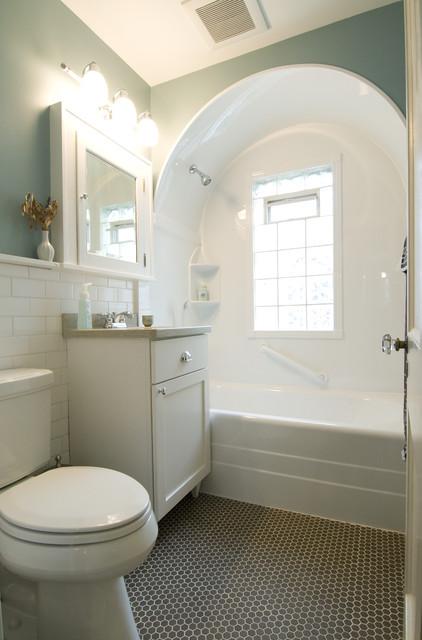 Contemporary Bathroom Remodel traditional-bathroom