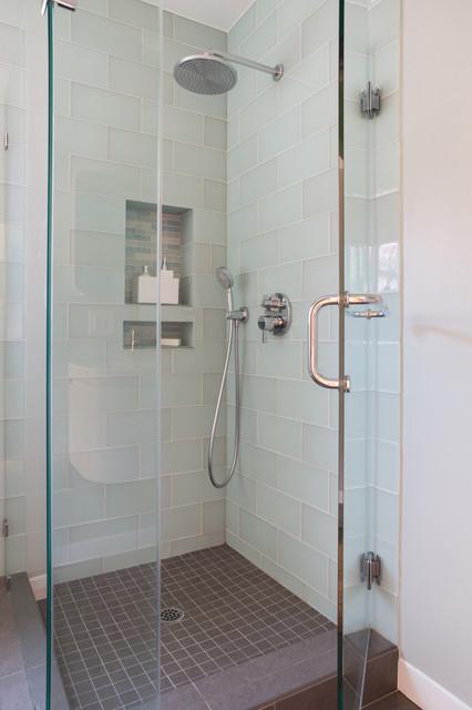 South Pasadena Master Guest Bathroom Remodel
