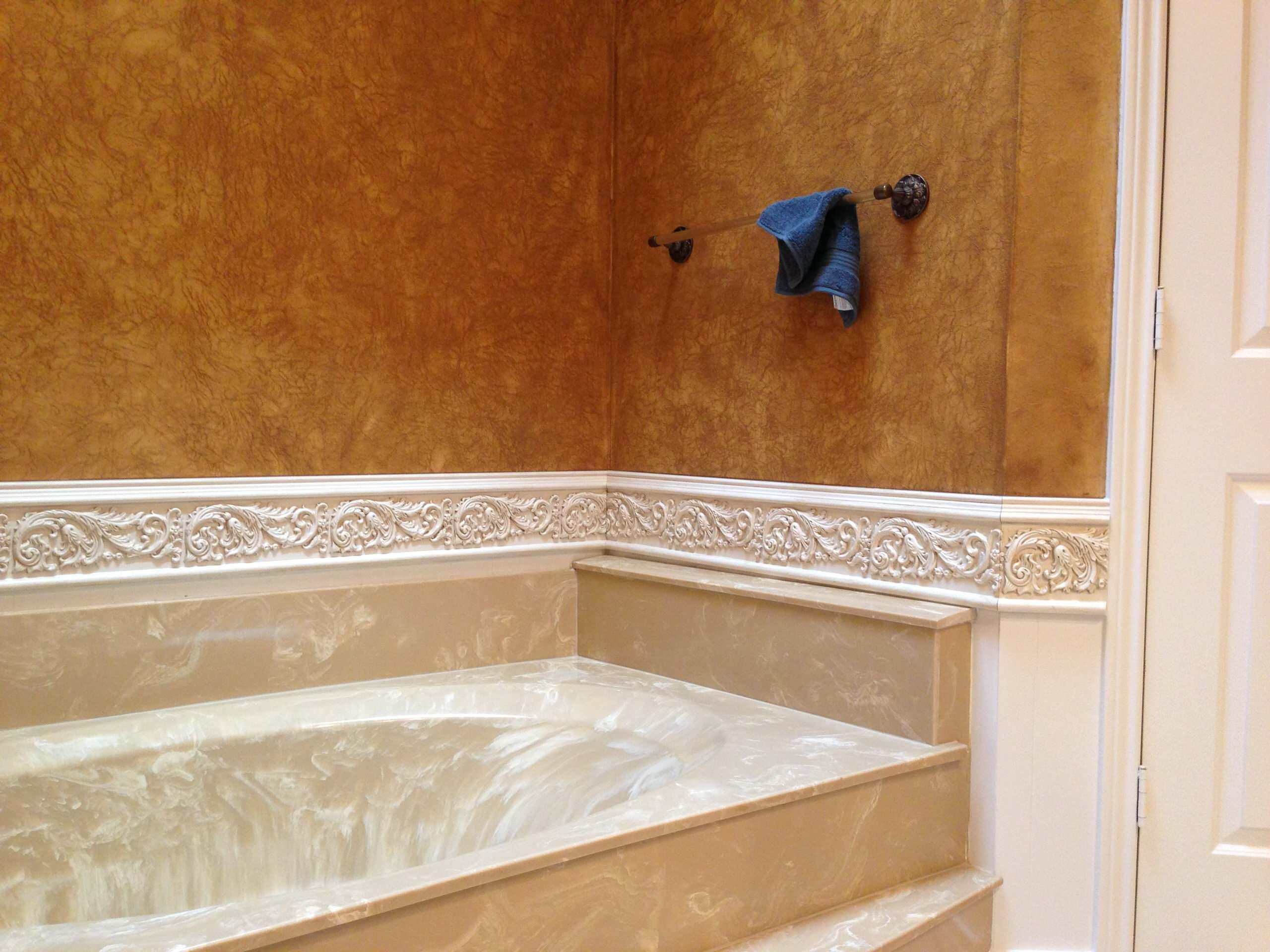 South Plano Master Bathroom