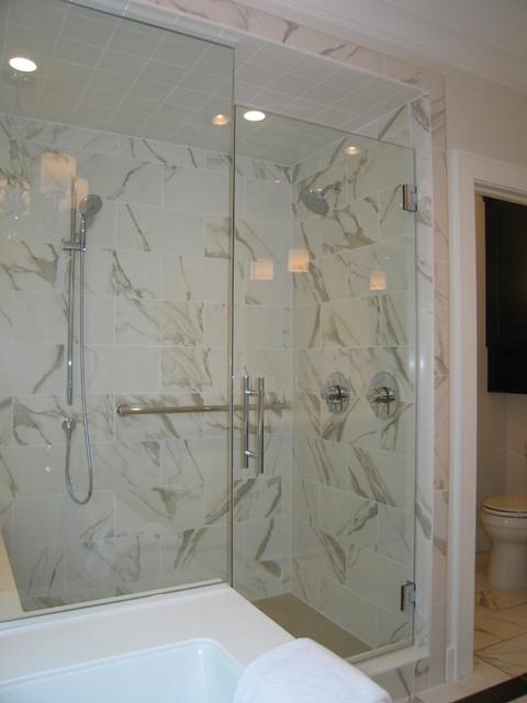 South Ridge Rd Residence contemporary-bathroom