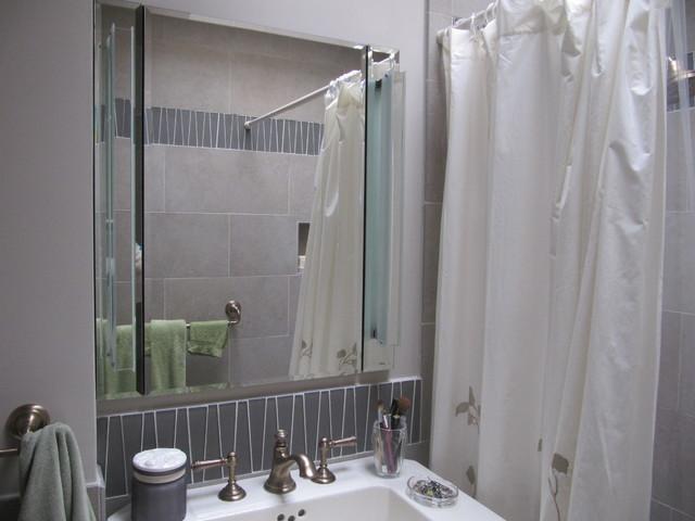 South San Francisco Bathroom Remodel Transitional Bathroom San