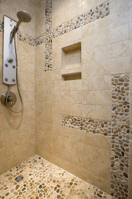 South Tampa Bungalow Remodel contemporary-bathroom