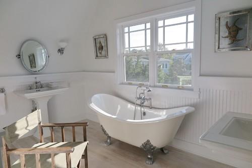 mer et nautisme dans la salle de bains. Black Bedroom Furniture Sets. Home Design Ideas