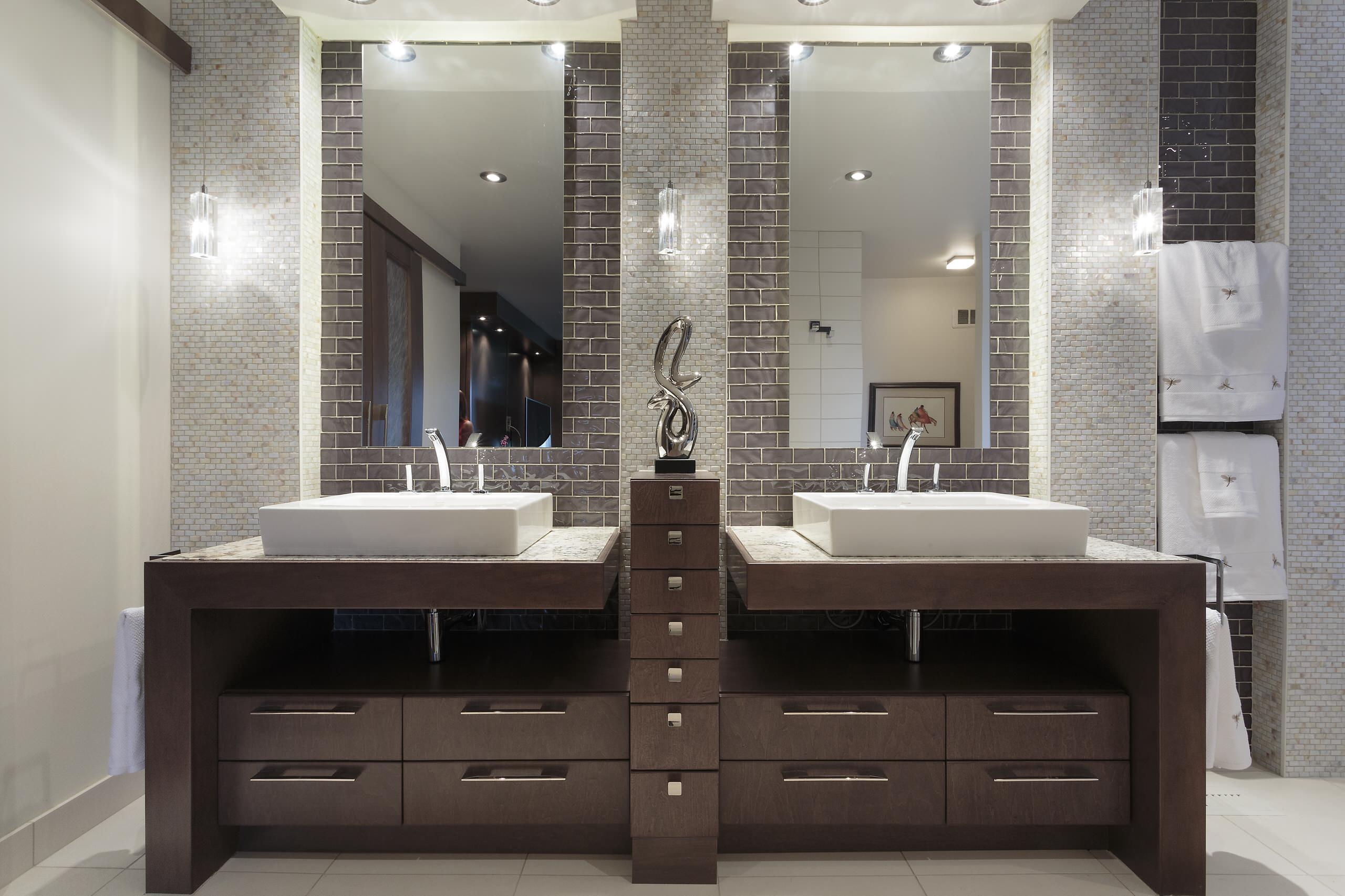Bathroom Vanity Mirror Ideas Houzz