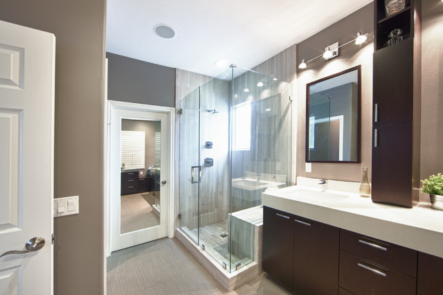 Southern California Bathroom Remodel Modern Bathroom Orange County By By Brooke Llc