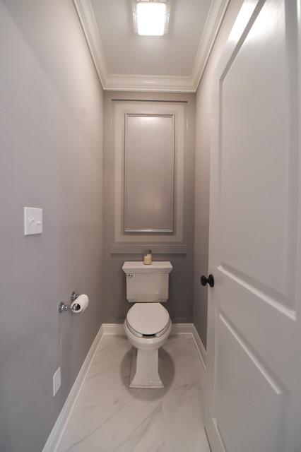 Southern Charm Bath Remodel Traditional Bathroom New