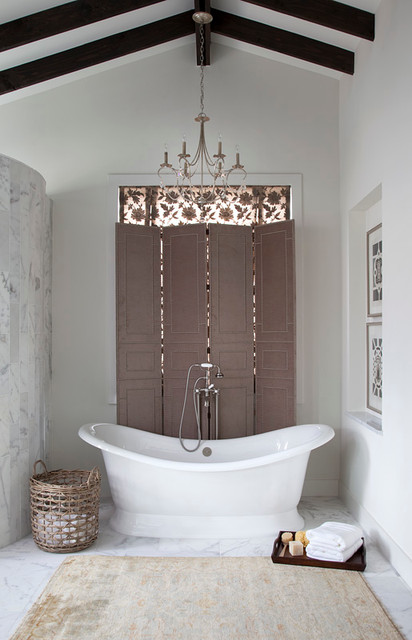 Southern Living Traditional Bathroom Austin By Heather Scott Home Design