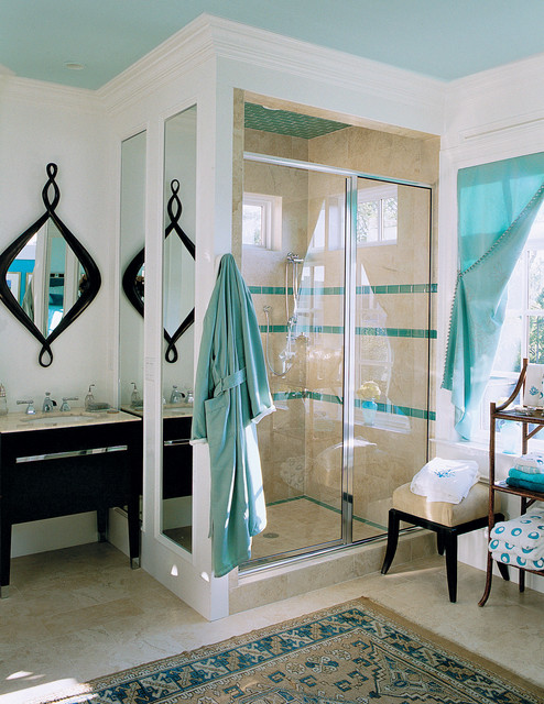 Southern Living Idea House traditional-bathroom