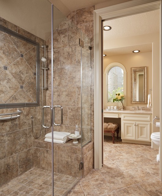 Inspiration for a timeless bathroom remodel in Houston
