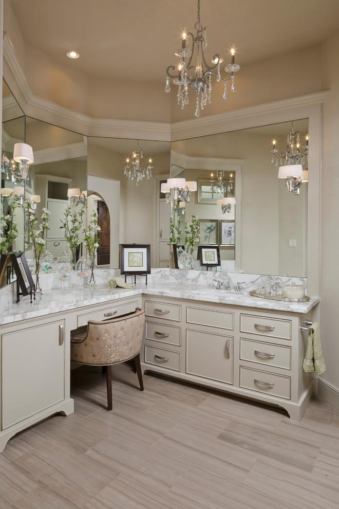 Southern Living Showcase - Traditional - Bathroom - Dallas ...