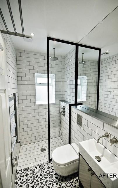 Finsbury Park Contemporary Bathroom London By Amberth