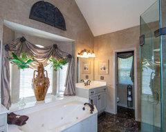 Southlake Remodel - 2010 traditional-bathroom
