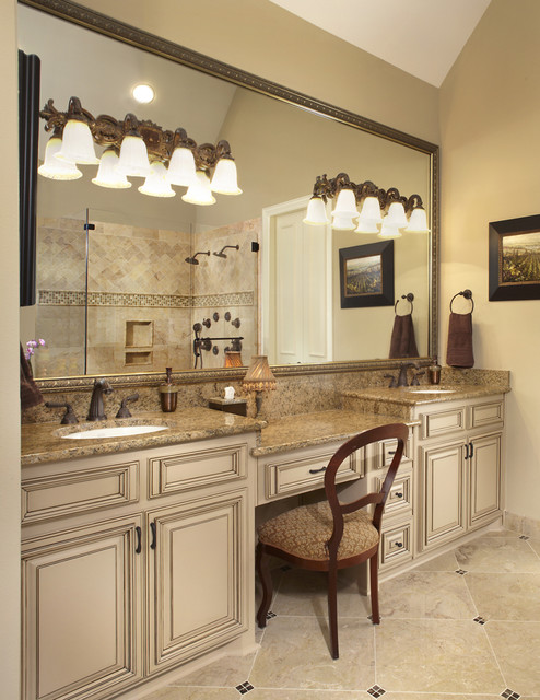 Southlake Tx Bathroom Remodeling Traditional Bathroom Dallas By Usi Design Remodeling