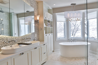 Southland Contemporary Bathroom Ottawa By Dalton