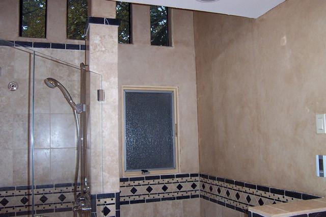 southwest theme eclectic-bathroom