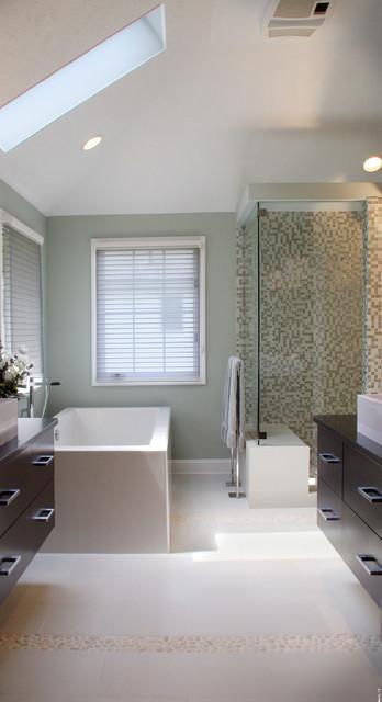 Spa Bath modern-bathroom