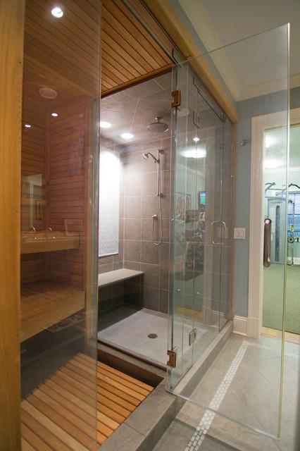 ... NY - Contemporary - Bathroom - new york - by Design Enthusiast