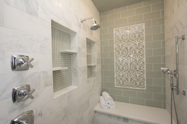 Spa Bathroom Design ideas - Traditional - Bathroom - San Diego ...