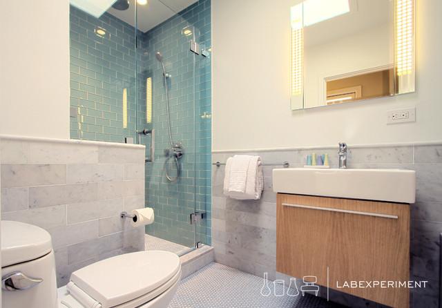Spa Bathroom Remodel In San Francisco Contemporary Bathroom San