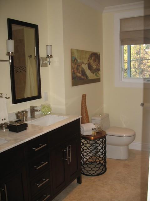 Spa Bathroom modern-bathroom