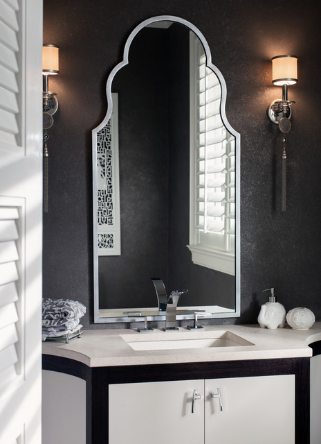 Spa Creek Residence transitional-bathroom