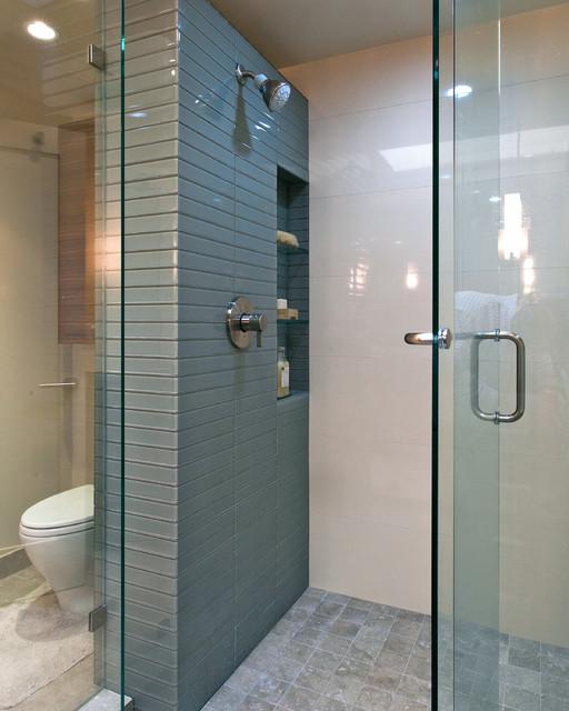 Spa Getaway contemporary-bathroom