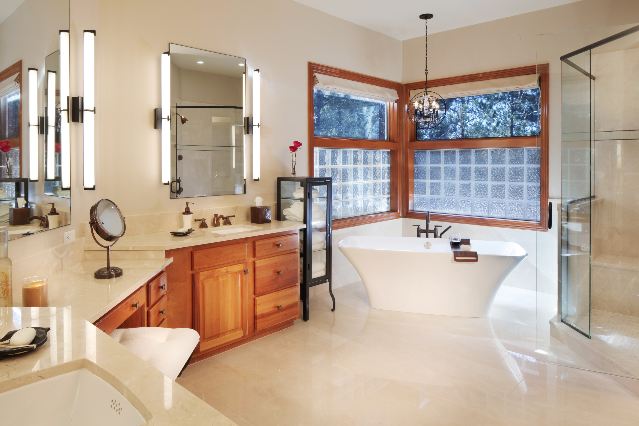 Spa in Castle Pines